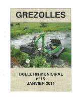 Grézolles_Bulletin municipal n° 15_2011