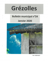 Grézolles_Bulletin municipal n° 24_2020
