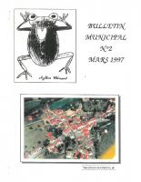 Grézolles_Bulletin municipal n° 2_1997