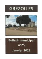 Grézolles_Bulletin municipal n° 25_2021